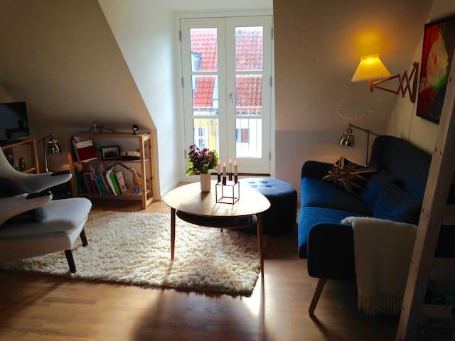 Charming flat in Aarhus C - Aarhus - Apartment