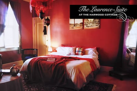 The Harwood Cottage Laurence Suite - Macon
