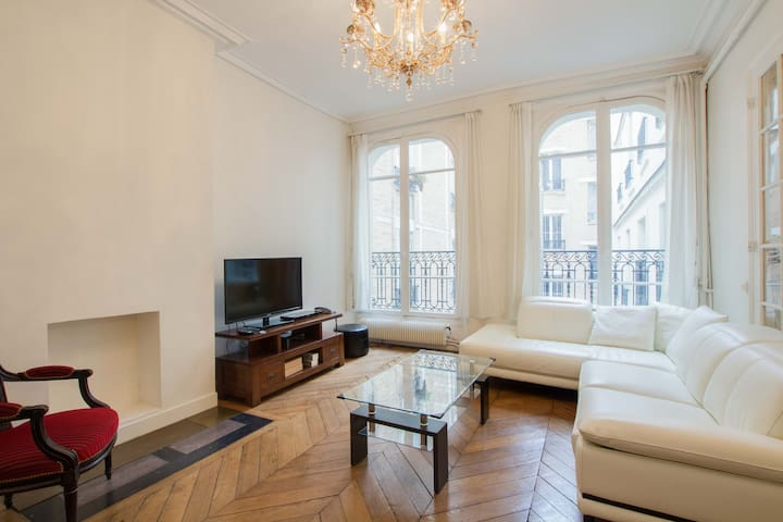 G04669 - Ile Saint Louis - 2BR - Marais - Parijs - Appartement