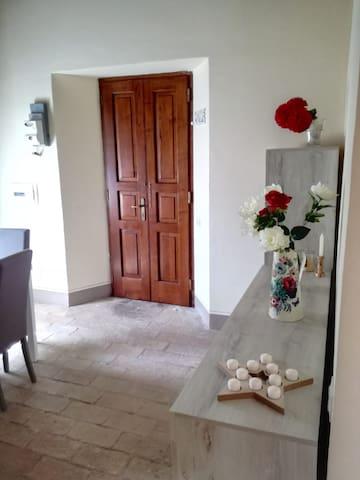 Appartamento in centro a Bevagna