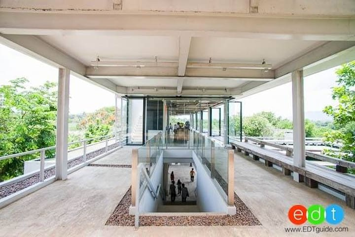 Penthouse with 360 panoramic views 6-12 pers - Tambon Pak Chong - Apto. en complejo residencial