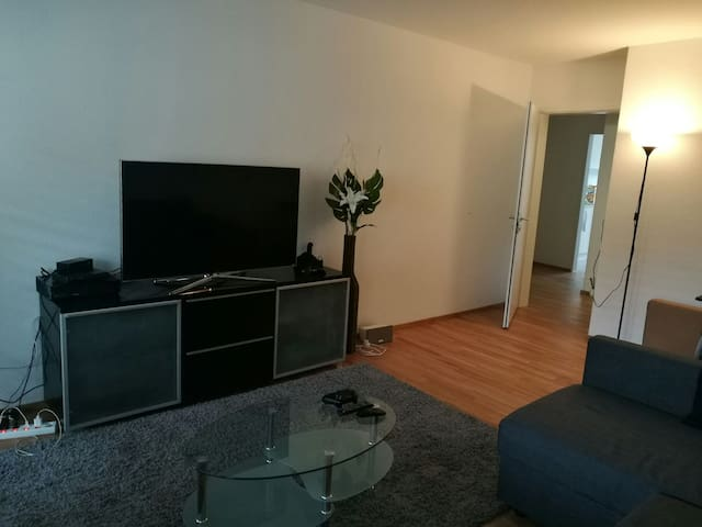 Modern Apartment in City - Zürih - Daire