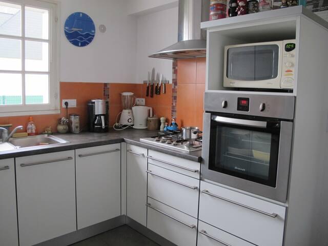 Maison à 30 m de la plage - Damgan - Casa