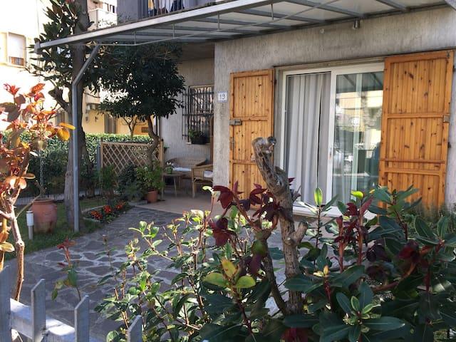 Close the sea with private garden - Rimini
