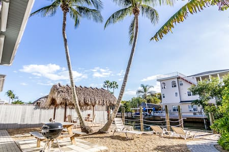 Lovely studio on the water in the heart of FMB - Fort Myers Beach