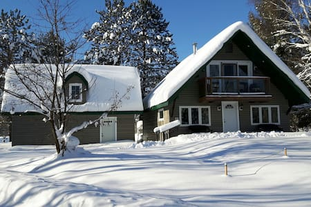 Quiet Country Home - Parry Sound - Hus