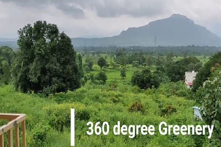 2BHK Bungalow at Wada with a View. #GetGreenFuel