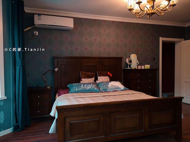 爱旅行的小C家Room-1