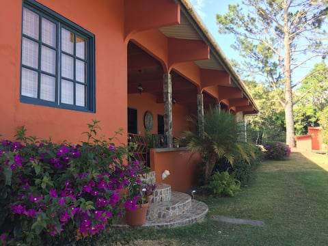 Hacienda Belina - private coffee farm experience