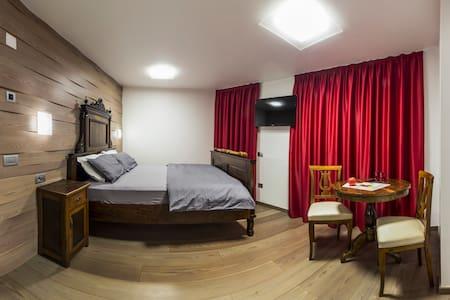 Evelina, la mela color rosso acceso - Romallo - Apartment