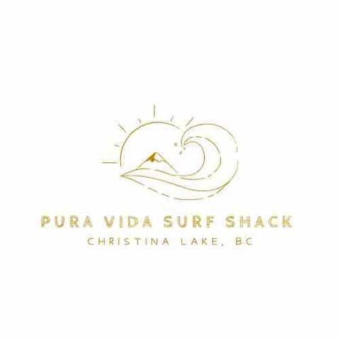 Pura Vida Surf Shack at Christina Lake