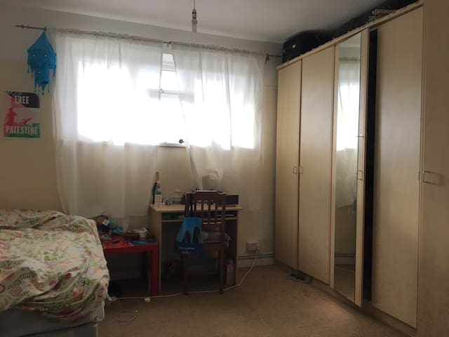 Double room 3min walk from Brockley station