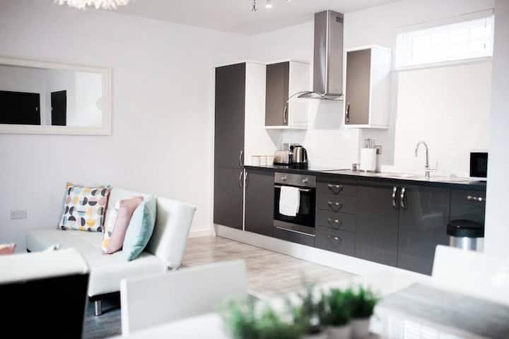 Chic, Stylish, City Centre Apartment @ 21 Priestgate
