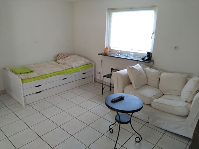 Kleines Appartement auf Bauernhof in Höhenlage