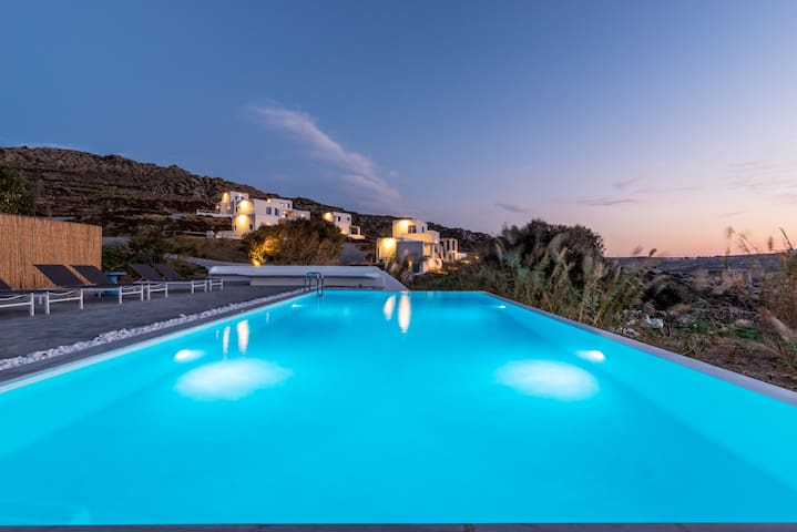 ELECTRA VILLAGE-BRAND NEW HOUSES FOR 6 PEOPLE - Mykonos - Talo