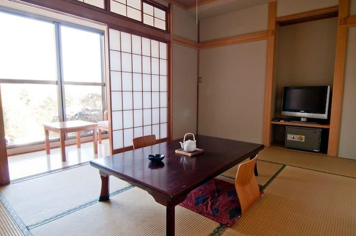 8 tatami unit size Japanese Style room