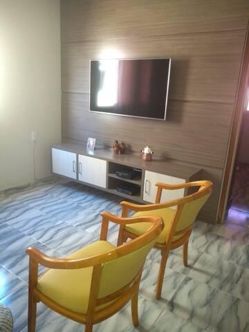 Apartamento inteiro em Itapoã, com wi-fi.