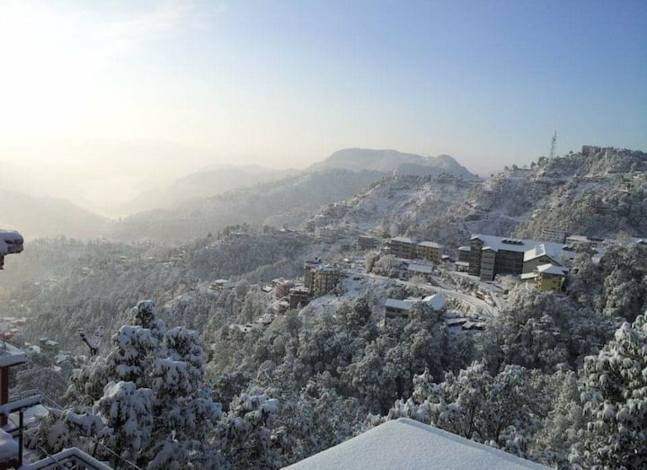 Blissful Cottage@ Simla is a home away from home