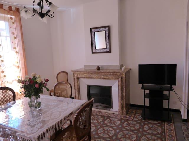 Casa Léon T1, nice authentic catalan house