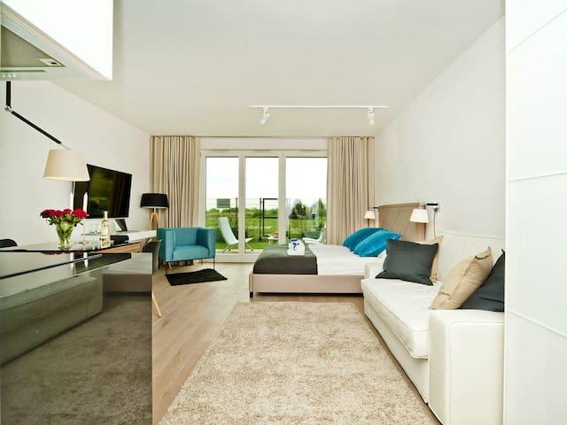 Luksusowy Apartament przy zatoce/Luxury by pier