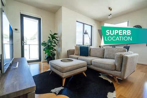 ★The Edge at Gilberton★1BR Staycation✔Wifi✔Parking