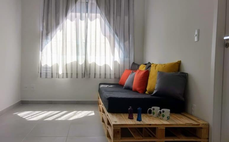 Apartamento Novo e Confortável