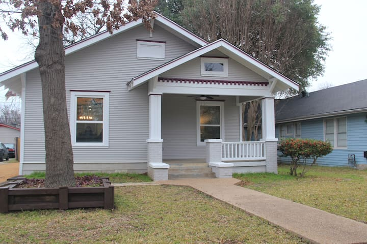 Classic Oak Cliff House - Completely Updated