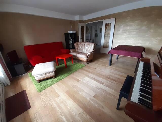 Chambre à deux pas du bois de Paris-Vincennes