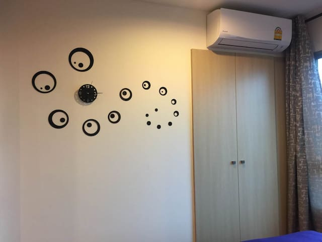 Zebra Company lumpini condo 7 floor sweat room