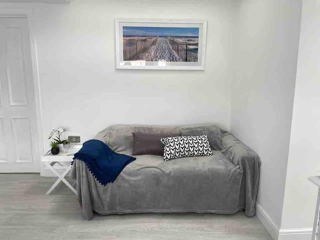 Cosy corner & sofa bed
