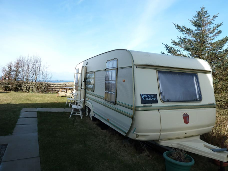 Willows Caravan