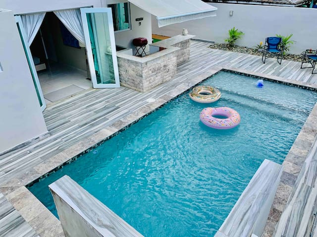 Hidden Escape | 3 Bedrooms w. Private Pool