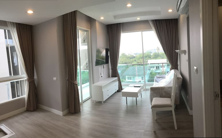 Pratio bang san chon buri for rent - Tambon Saen Suk - Apartment