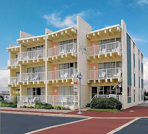Oceanview, Double Bed, Sofa Bed, Private Balcony-C