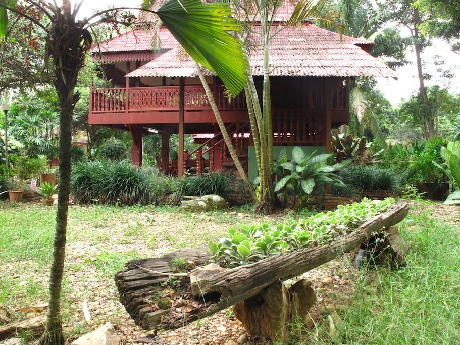 Located in private and quiet area.