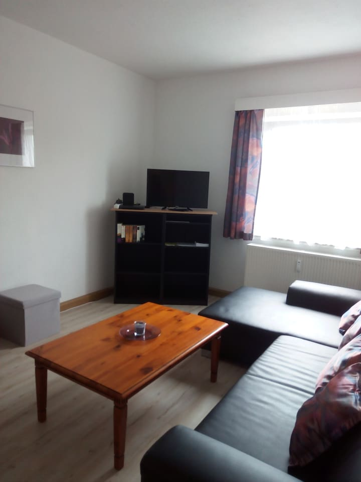 WE06 Zimmer 2 Einzel- oder Doppelzimmer, getrennte Betten