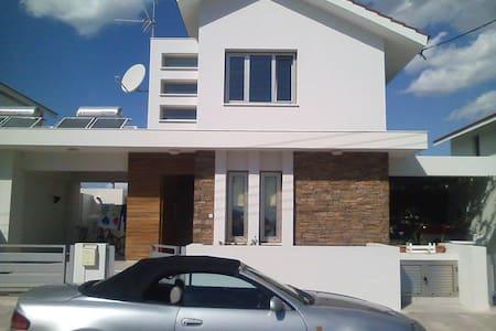 luxury Villa - Larnaca - House