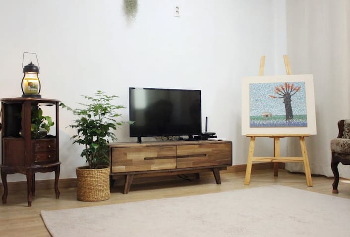 Guest's Home #루지_케이블카 #쾌적한_숙소 #투룸_빌라