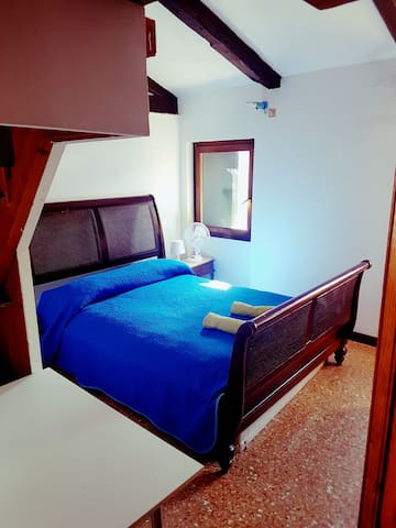 first double room