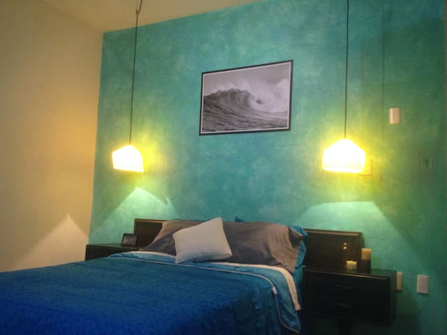Serenity Flat near Downton - Santiago de Querétaro - Appartement
