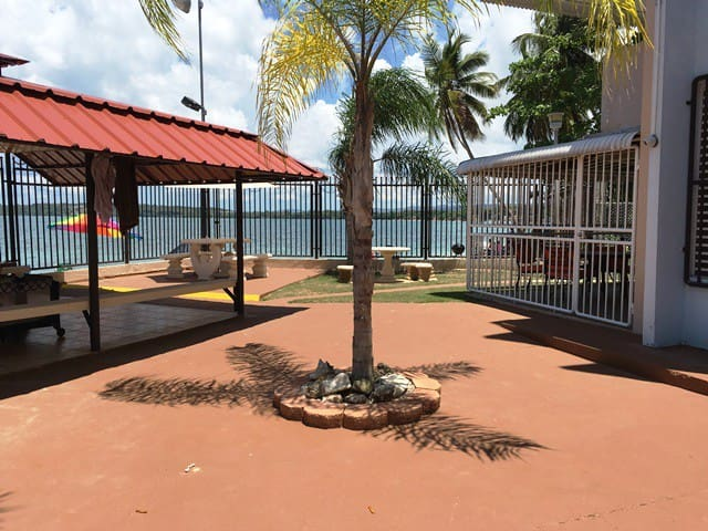 Apartamento en Joyudas Cabo Rojo frente a la playa - Cabo Rojo - Byt