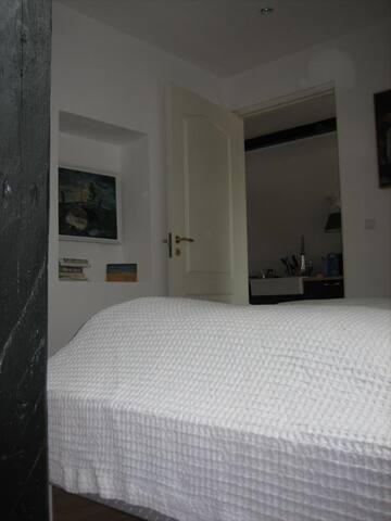 Soveværelse (kan mørklægges)