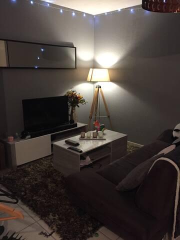 Joli appartement et grande terrasse - Vétraz-Monthoux