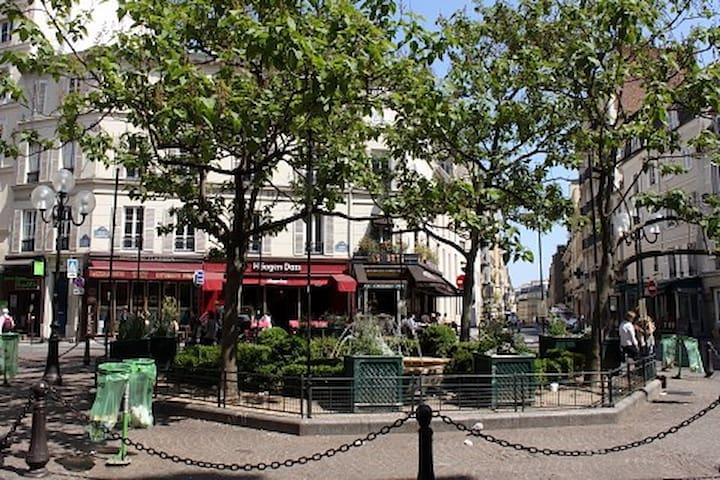 Cosy apart in Paris