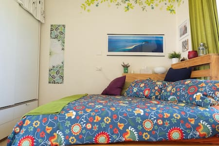 Couple-friendly, cosy and cute studio apartment - Woolloomooloo