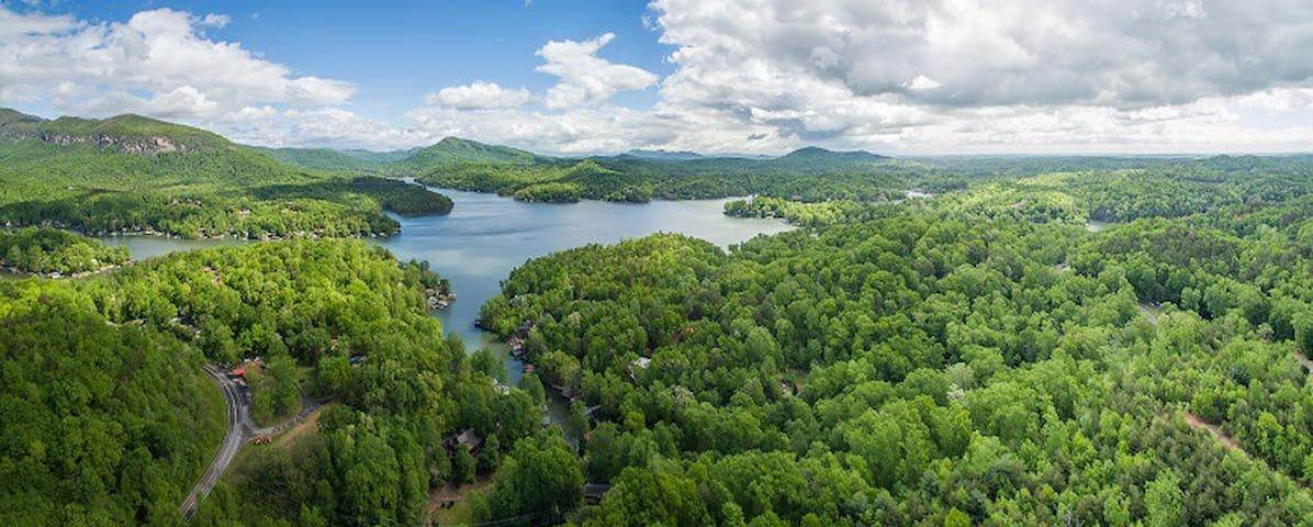 Greybeard's Guidebook to Lake Lure, Chimney Rock, & Tryon