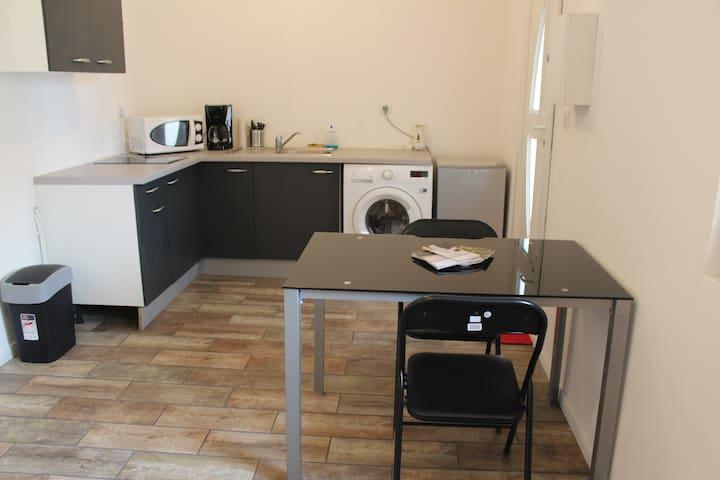 Appartement 2 avec parking, proche tramway ligne C - Bègles - Wohnung