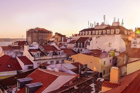 Um novo quarto no coração de Lisboa - Loft