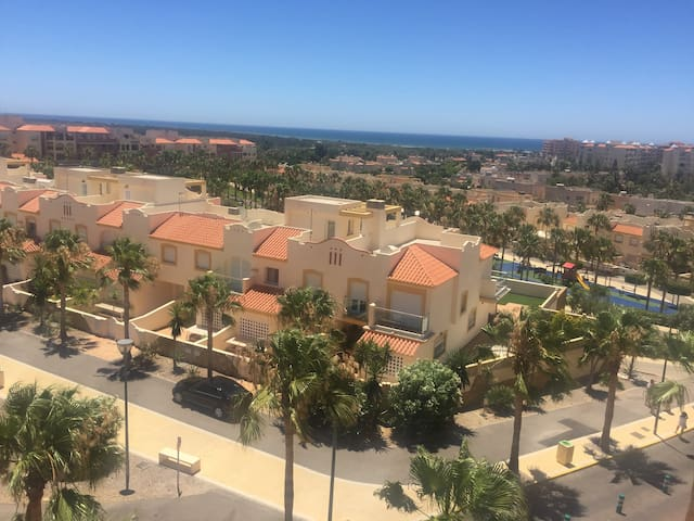 Spanish 2 bed apartment / Mediterranean Sea Views