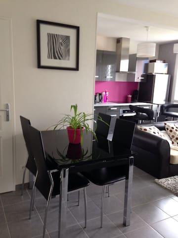 Superbe appartement T2 - Chevigny Saint Sauveur - Lejlighed